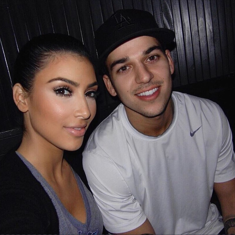 Kim Kardashian, Rob Kardashian, Comeback