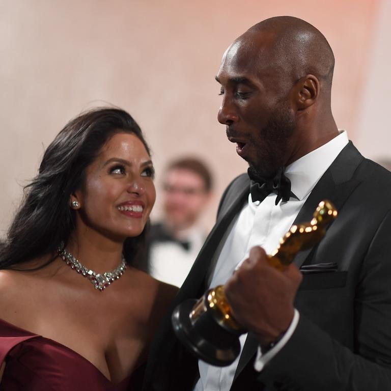 Kobe Bryant, Vanessa Bryant, Tribute