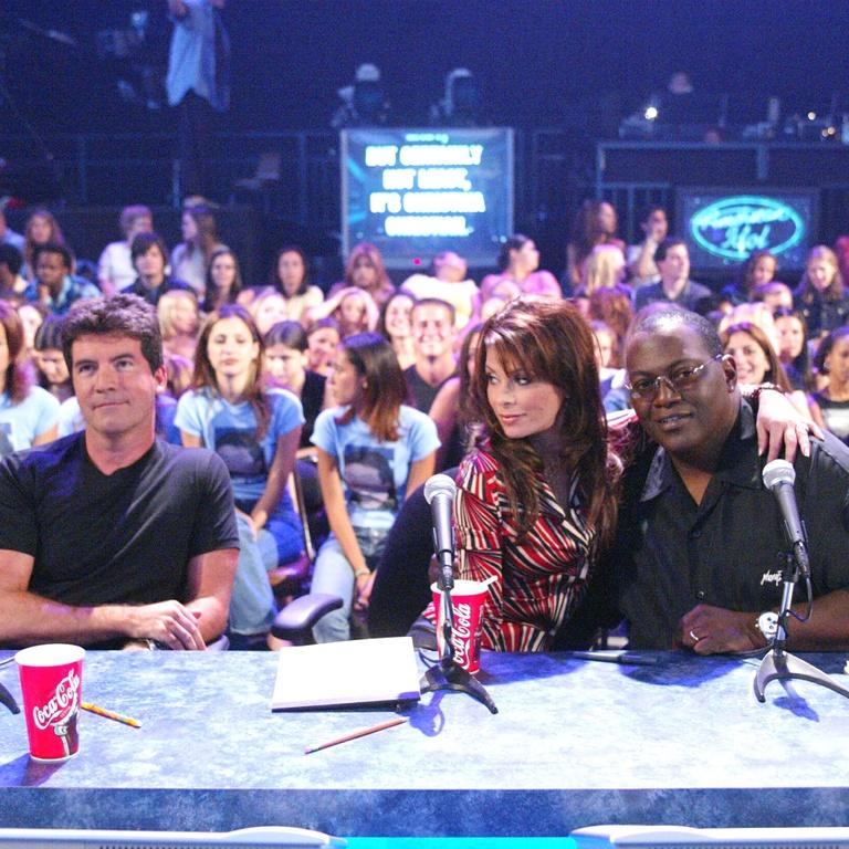 Simon Cowell, Paula Abdul, Randy Jackson, American Idol