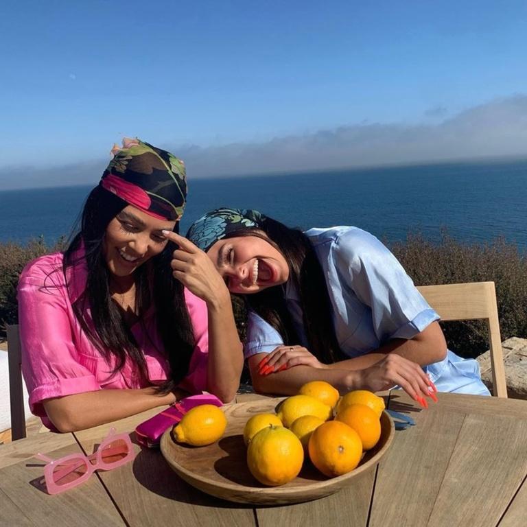 Kourtney Kardashian, Addison Rae, Birthday