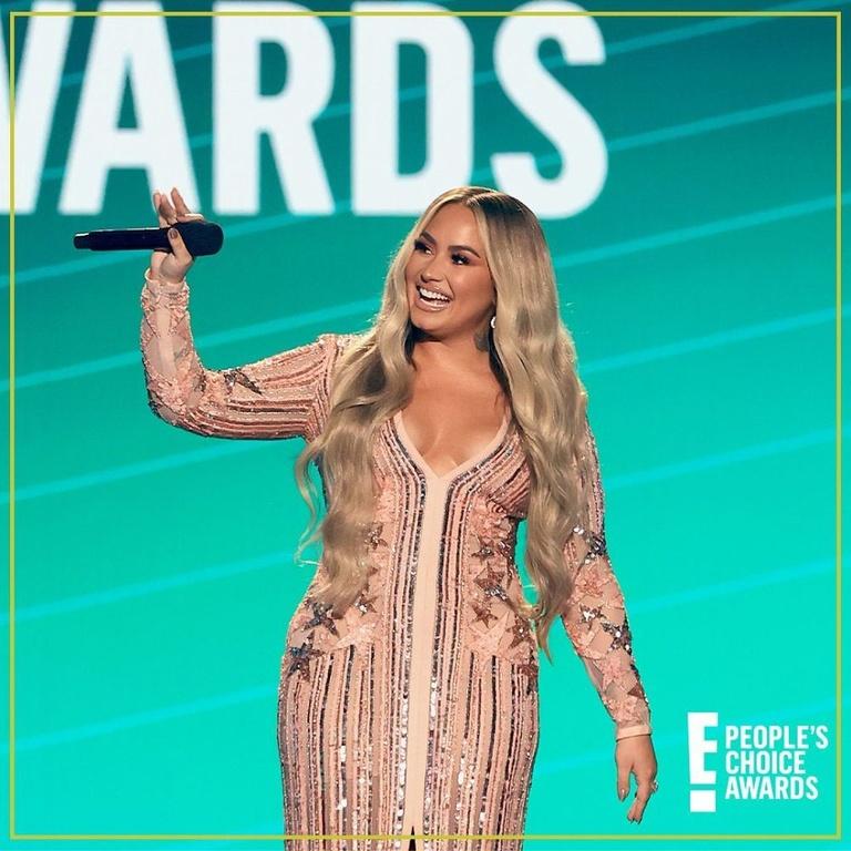 Demi Lovato, People's Choice Awards