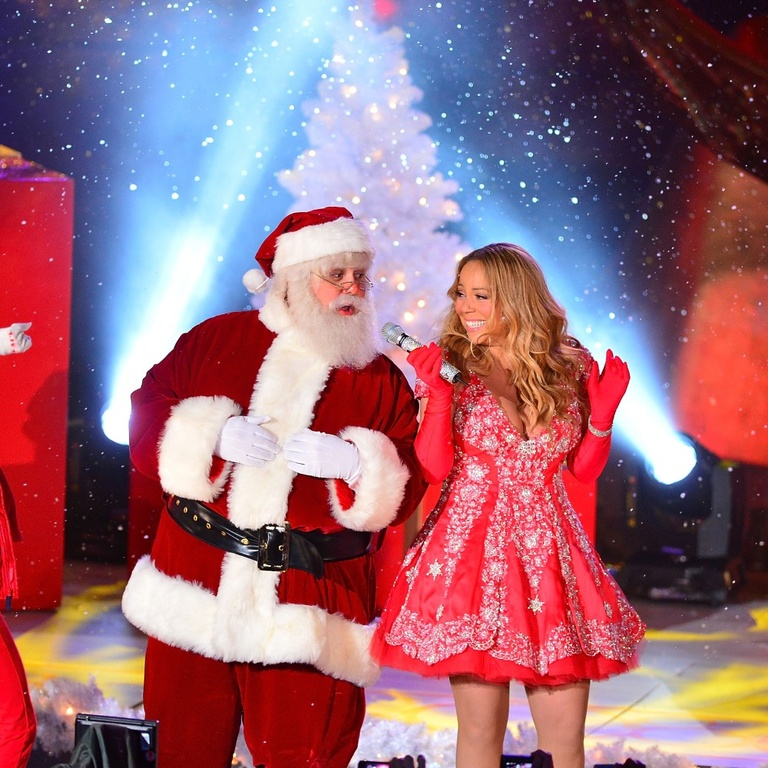 Mariah Carey 2020 Christmas Special