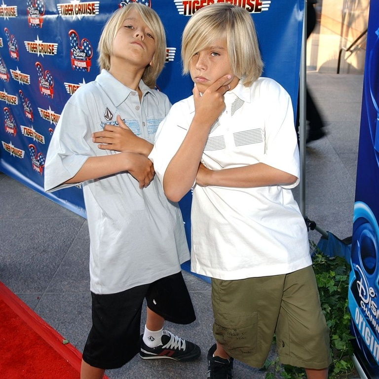 Dylan & Cole Sprouse, Disney