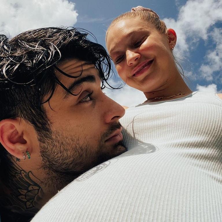 Zayn Malik Pregnant Gigi