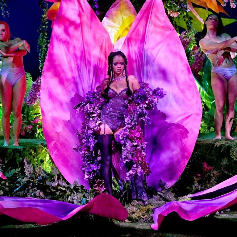 Rihanna Fashion Show Amazon