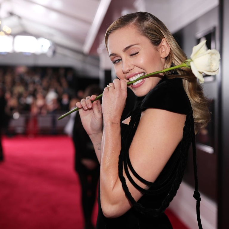 Miley Cyrus, Valentine's Day