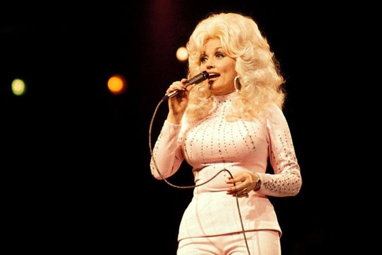 Dolly Parton Fashion Moments