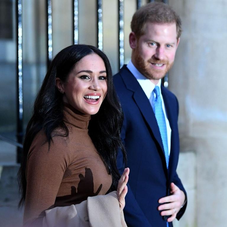 Royal Duties Meghan Harry