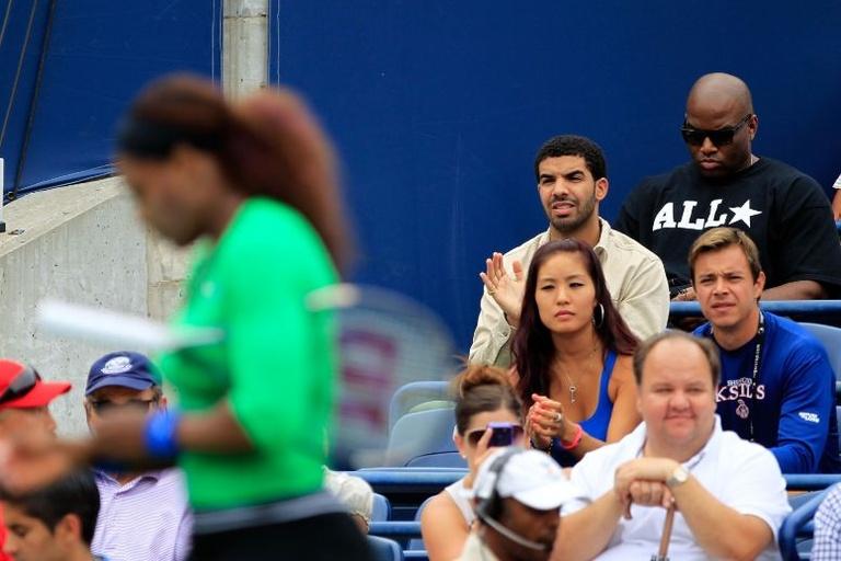 Drake Serena Williams Date