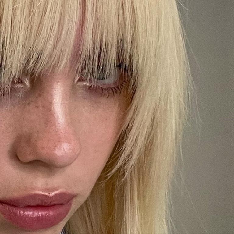 Billie Eilish Vogue Photoshoot