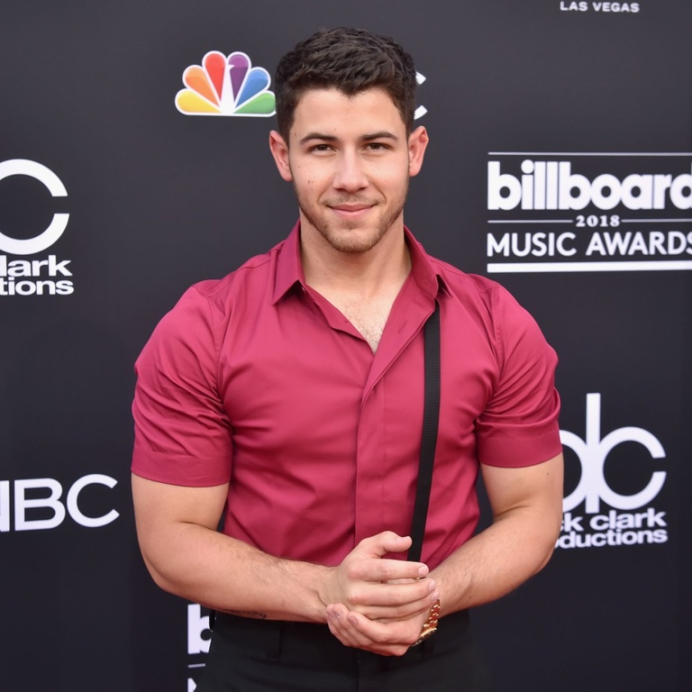 Nick Jonas sex symbol