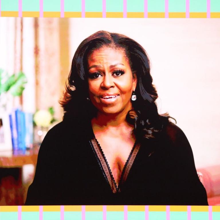 Michelle Obama Brit Weeknd