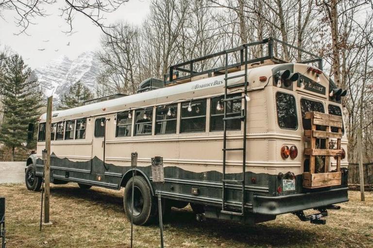Bus Life, Skoolie Build