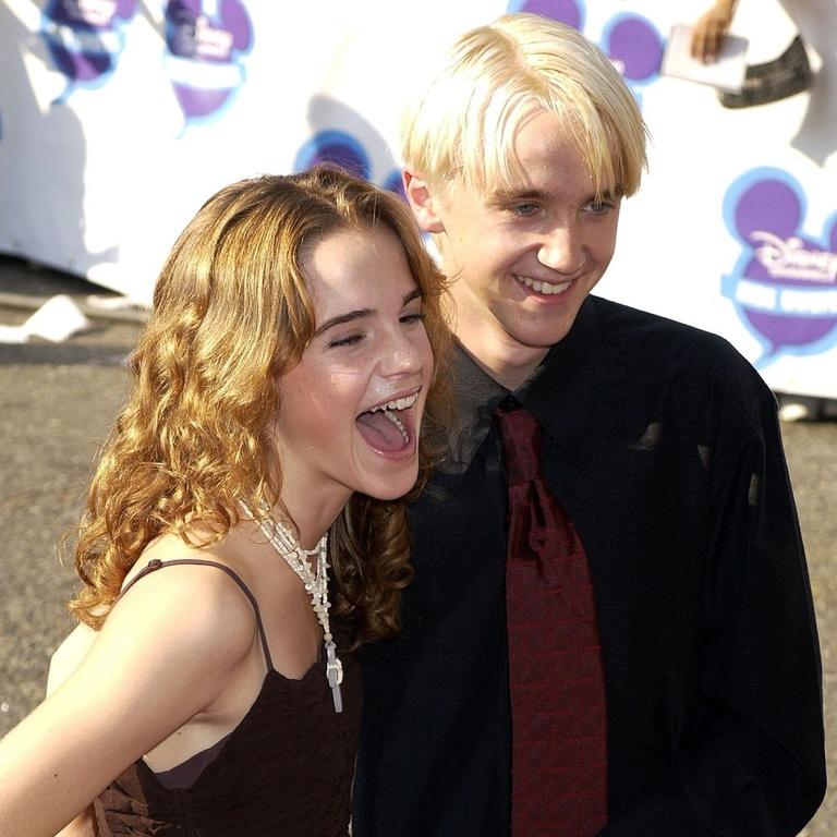 draco hermione romance rumors