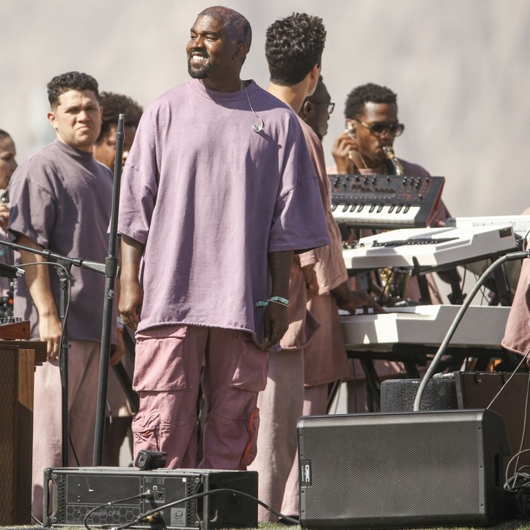 Kanye West, Birthday, instagram