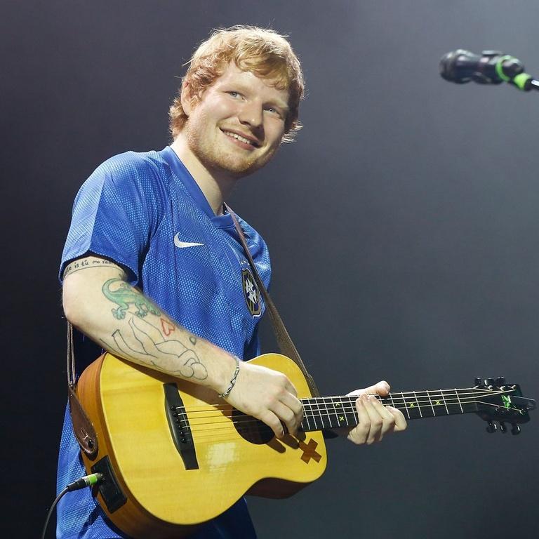 Ed Sheeran Talks Fatherhood