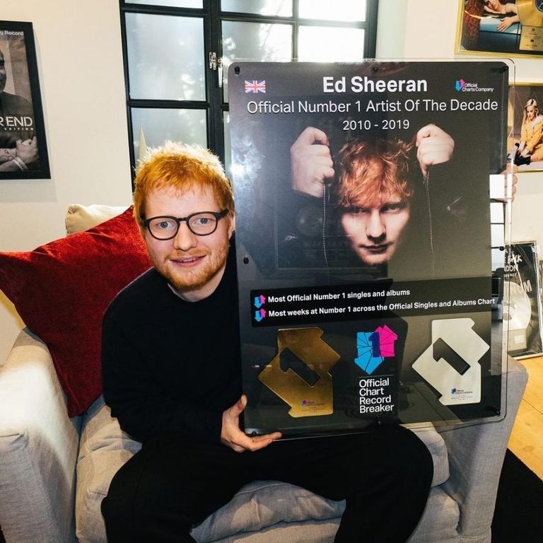 Ed Sheeran New Single