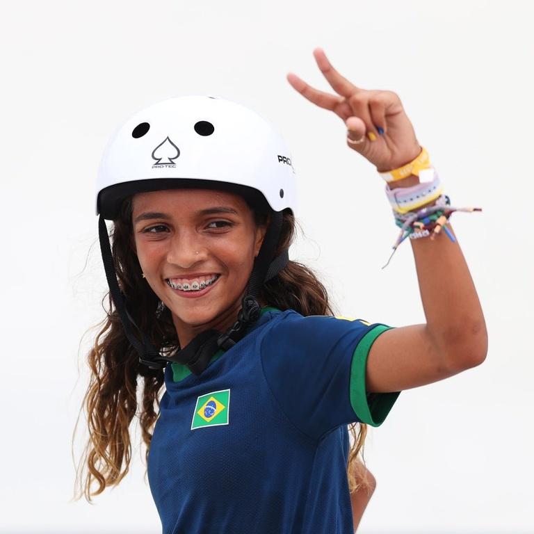 13 year old olympian
