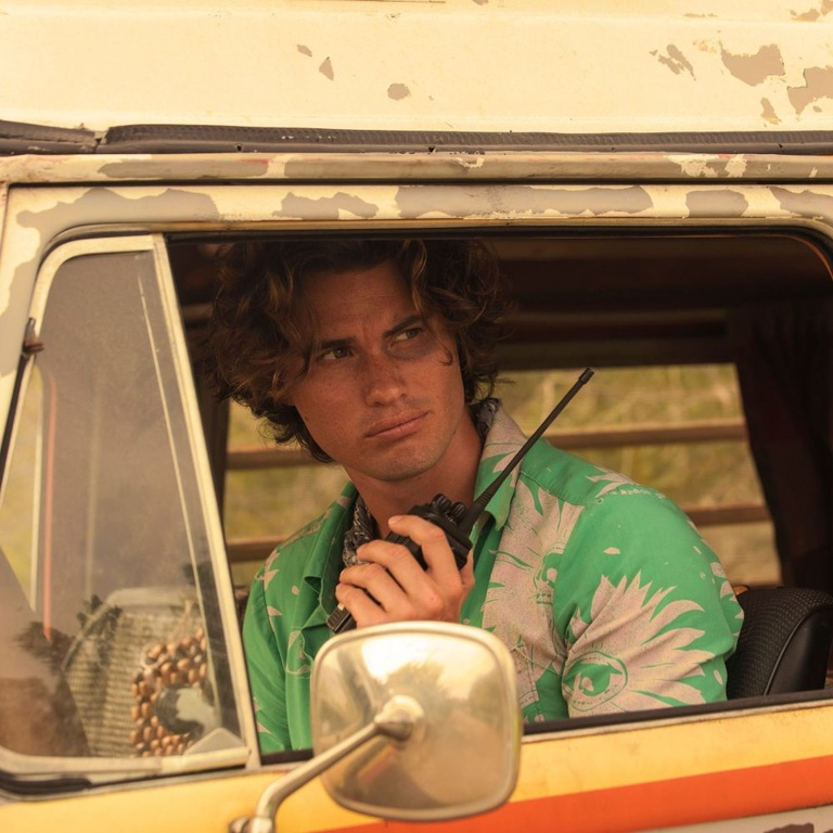 Chase stokes car homeless