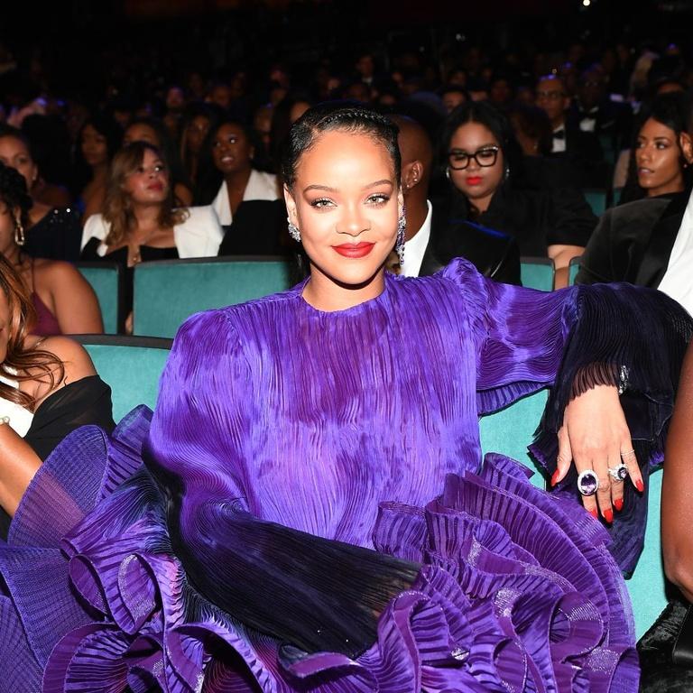 Rihanna billionaire fenty forbes